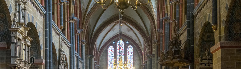 Bremen Dom Mittelschiff