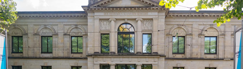 Die Bremer Kunsthalle ist einen Besuch wert.