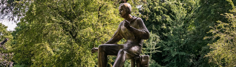 Heinrich Heine liebte den Bremer Ratskeller.