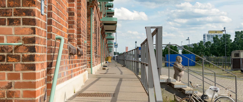 Bremens Hafenmuseum finden Sie im Speicher 11 in der Überseestadt.